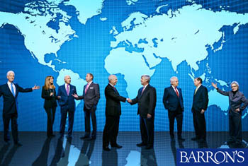 Bill Priest on Barron's 2016 Roundtable, Part 1: A World of Opportunities
