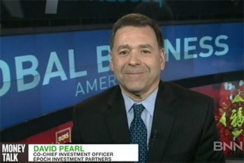 David Pearl on Money Talk - February 18, 2015