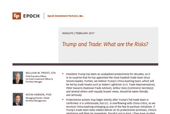 Trump and Trade: What are the Risks?